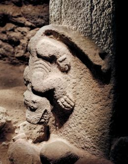 Gobekli Tepe is where this animal figurine is located. It is probably one my favorite topics in Near Eastern Archaeology.