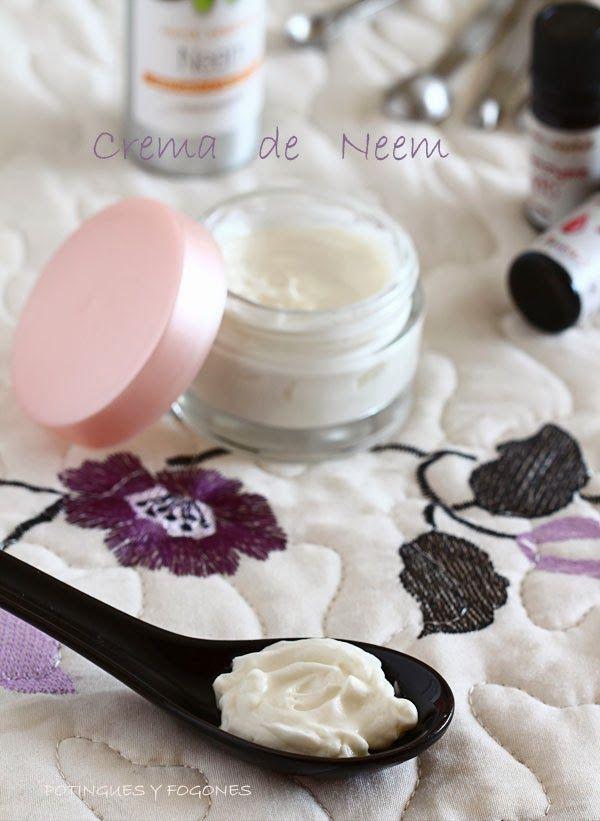 Crema de Neem para pieles con ezcema o psoriasis