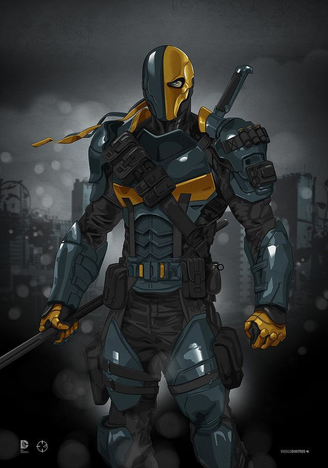 636 best images about Deathstroke on Pinterest | Rob ... | 640 x 914 jpeg 76kB