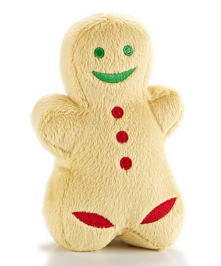Another great find on #zulily! Peeps Plush Gingerbread Man Doll by PEEPS® #zulilyfinds