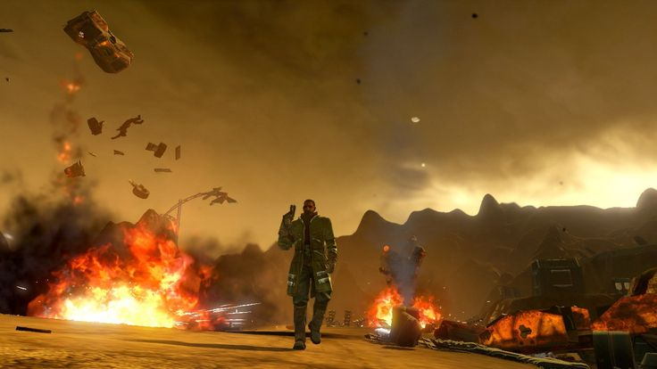 Download .torrent - Red Faction - PlayStation 2 - http://www.torrentsbees.com/fr/ps2/red-faction-playstation-2.html