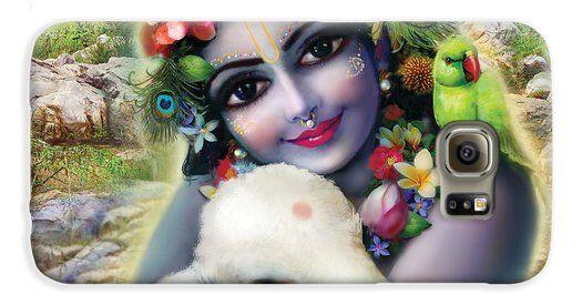 Senhor Krishna no caso Govardhan Galaxy S6