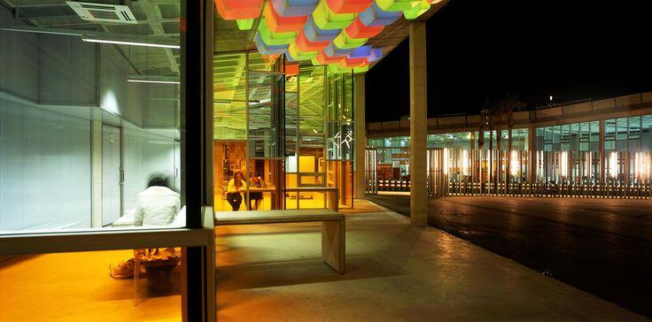Martin Lejarraga. Arquitecto | Biblioteca Pública y Parque de Lectura en Torre Pacheco. Murcia