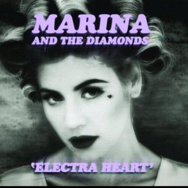 The Family Jewels was indie pop, Electra Heart is bubblegum pop, it seems that Marina can pull of any style of music - yes including bubblegum pop - whilst putting her own spin on it. Electra Heart's bubblegum pop sound is clearly inspired by late 90's teenage pop stars such as Britney Spears, but the concept of Electra Heart goes much deeper than that, Marina cites Madonna, Marie Antoinette & Marilyn Monroe as inspirations, whilst Marina may have bleached her locks and ditched the typical…