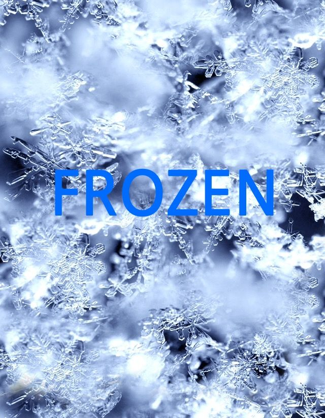 For all thoughs FROZEN lovers