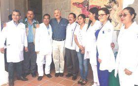 Firma IMSS y municipio de Tlacolula convenio