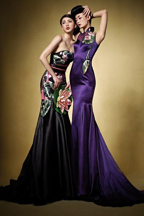 NE-TIGER | Visual | Spring Chinese inspired fashion
