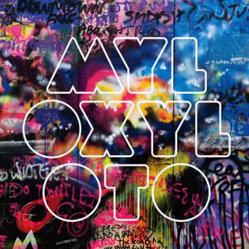 coldplay cd cover