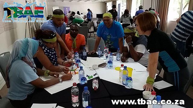 Engen Amazing Race Team Building Franschhoek #Engen #TeamBuilding