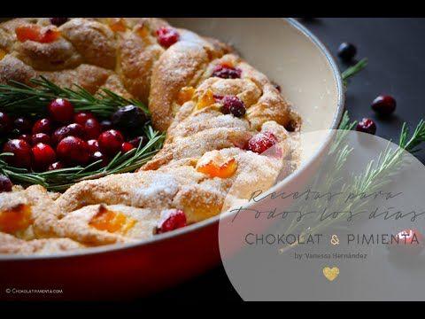 Como hacer Rosca de Reyes - Receta Rosca de reyes facil