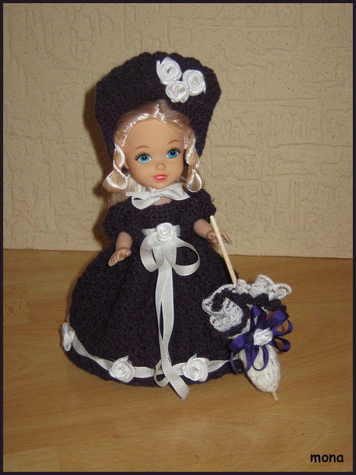 doll 6 - model from the Biedermeier…