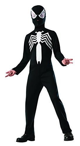 Rubies Marvel Ultimate Spider-Man/Venom Black Costume @ niftywarehouse.com #NiftyWarehouse #Spiderman #Marvel #ComicBooks #TheAvengers #Avengers #Comics