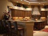 Richens Designs - Residential: Kitchen Design - mediterranean - kitchen - austin - by Richens Designs, Inc.