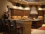 Richens Designs - Residential: Kitchen Design - mediterranean - kitchen - austin - by Richens Designs, Inc.