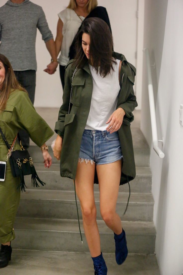 Kendall Jenner 8/26/16