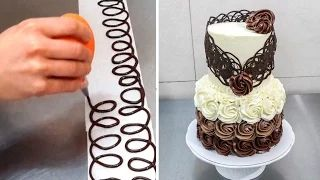 cake decorating - YouTube