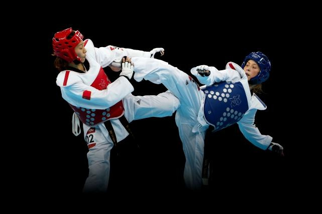 Jade Jones revels in 'amazing' night of winning GB's first Olympic taekwondo gold