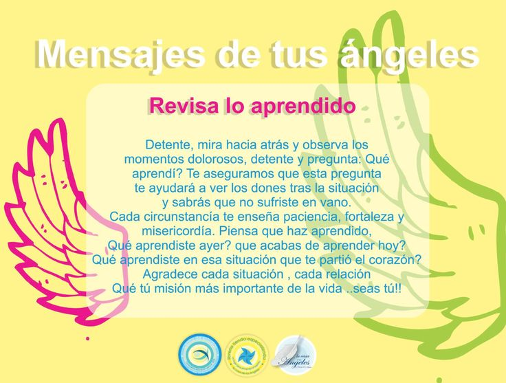 Mensaje de Ángeles