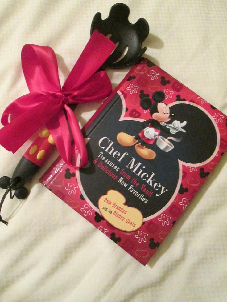 Participantes do grupo da WISSHtrip que visitaram a Disney, ganharam vários presentinhos!