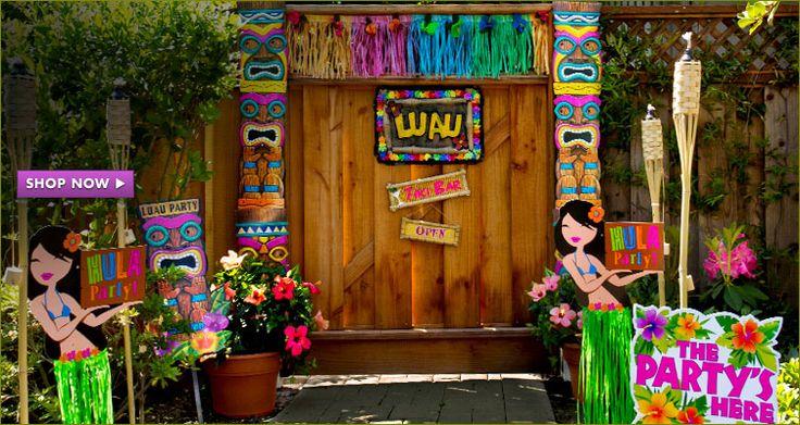 Luau Decorations