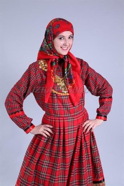 Немецкий костюм бабушки