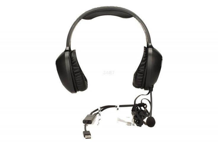 Słuchawki Creative Labs SB Tactic 3D Sigma - dostępne na www.z-net.pl