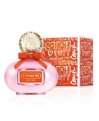 Poppy by Coach.: Favorite Perfume, Parfum Sprays, Coach Perfume, Perfume, Poppies Perfume, Poppies Eau, Water Lilies, Water, Coach Poppies