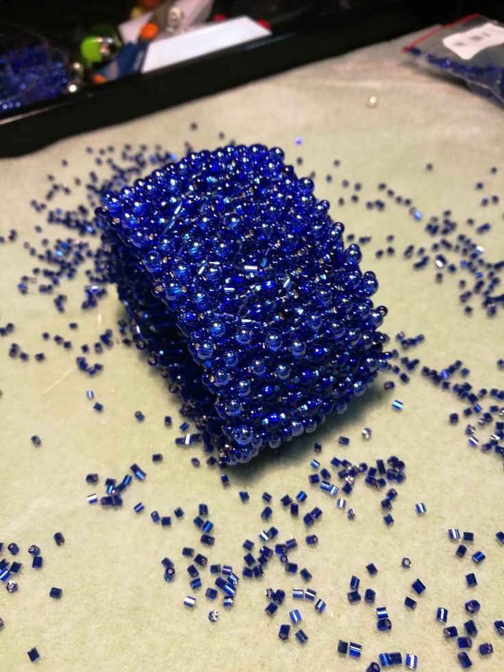 Blue Caprice made by Manufaktura Leo