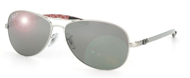 Gafas Ray Ban Carbon Fibre RB 8301 019/N8 171,75 €