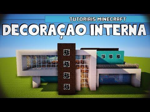 1000 images about casas modernas minecraft en pinterest for Casa moderna minecraft 0 11 1