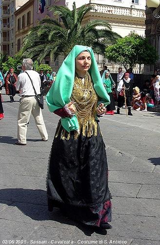 Costume di Sant'Antioco