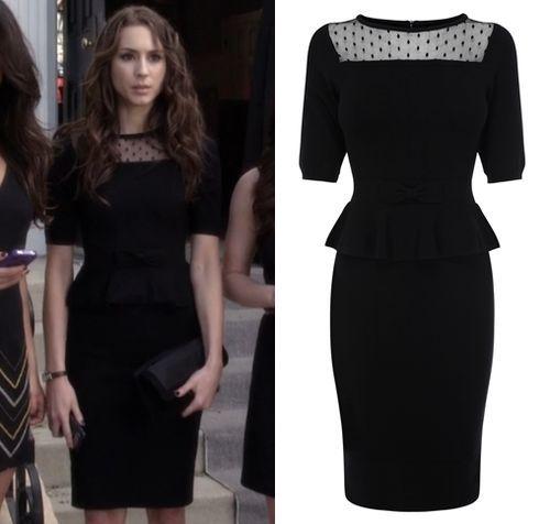 1 sleeve black dress for funeral