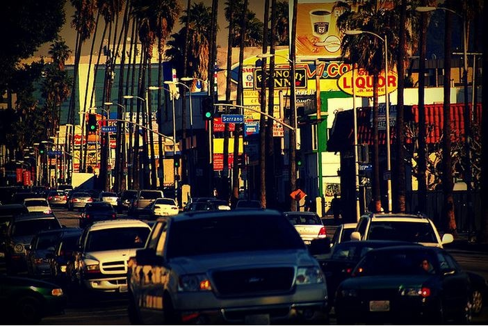Los Angeles Reclaims Title As America's Traffic Congestion King - The Informer