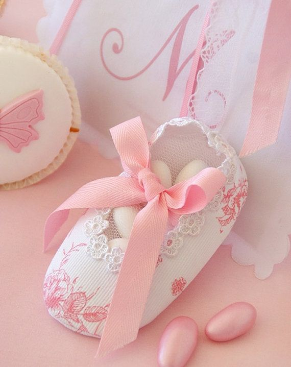 Romantic Pink Baptism favor gifts 20pcs Romantic Ping