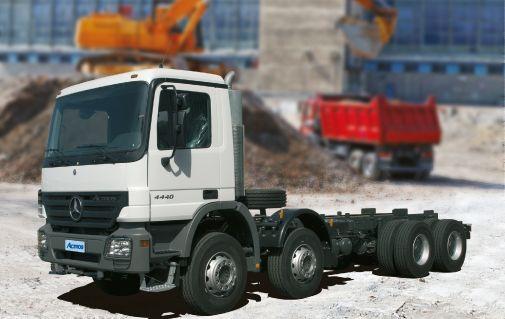 Actros 4440B51 Mercedes-Benz Trucks Actros 4440B51 for sale in Saudi Arabia #SaudiArabia