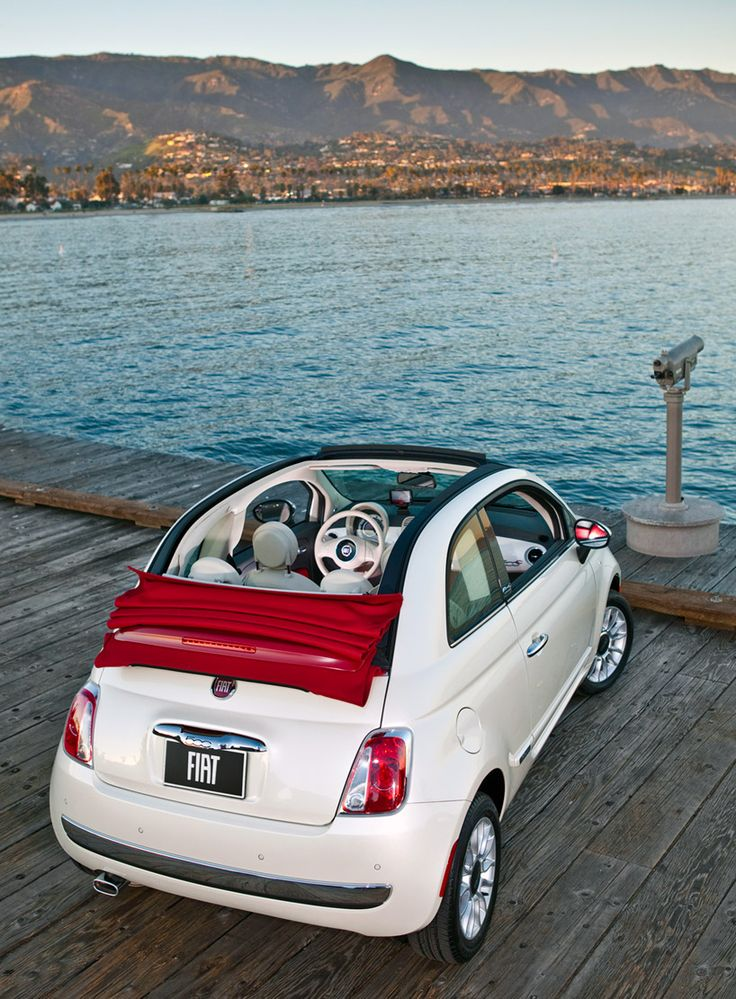 Super cute...can you see me in it?  What a great looking small car! Everyone in #Chesterfield is going to want to drive a #Fiat 500 Cabriolet.   You can get a great deal on a pcp (personal contract purchase plan) at http://www.finditlocaldirectory.co.uk/best-pcp-car-deals-in-sheffield.html