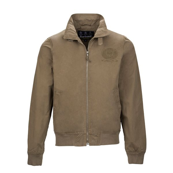 Spring jacket for #men from #Barbour I Available at #DesignerOutletParndorf