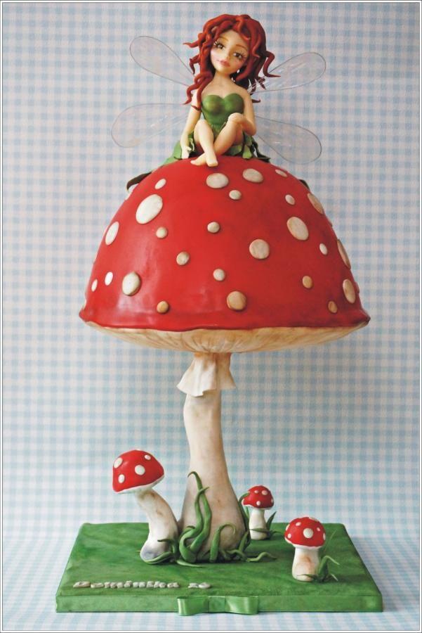 Toadstool by KoKo