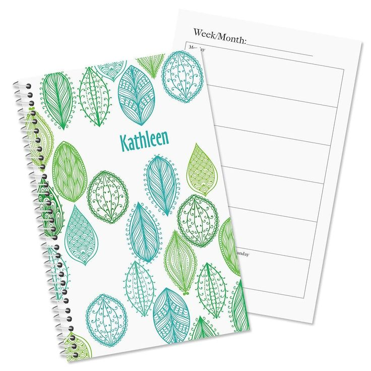 Stay more organized in 2018 with the help of a beautiful personalized planner that you'll love using! #organized #organizationideas #organizing #planner #plannerdiy #plannerideas