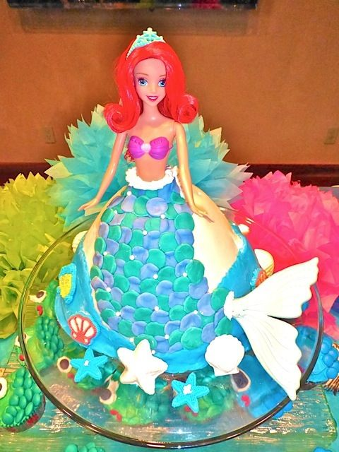 54 Best Images About 5 Year Old Mermaid Party On Pinterest