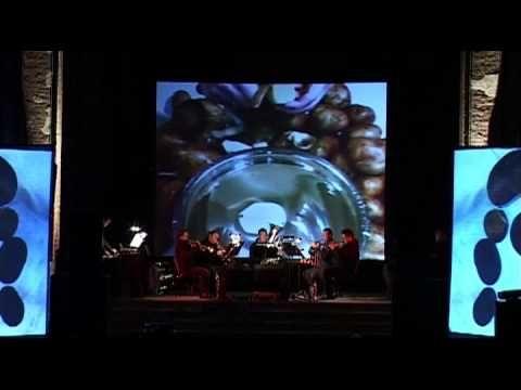 """27 listopada 2008  Koncert per Gynt Troll Remix.   Koncert był częścią 3. Bałtyckich Spotkań Ilustratorów - """"Trolle, gnomy, skrzaty"""" (więcej informacji: http://tiny.pl/qnfc9)."""