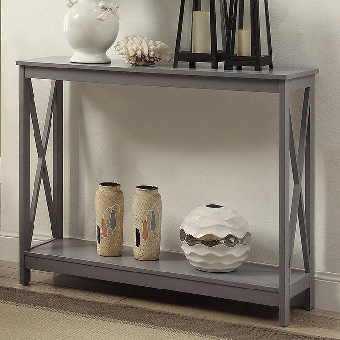 Stoneford Console Table | oak | Decoracin hogar, Diseo ...