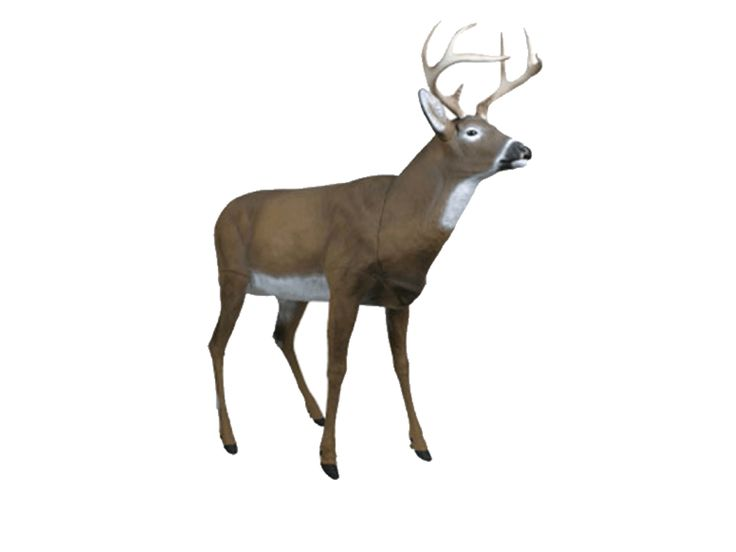 "Flambeau Masters Series ""Boss Buck"" Whitetail Deer Decoy"