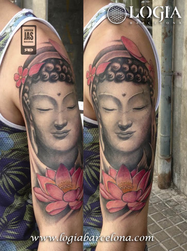 Φ Artist JAVIER JAS Φ Info & Citas: (+34) 93 2506168 - Email: Info@logiabarcelona.com #logiabarcelona #logiatattoo #tatuajes #tattoo #tattooink #tattoolife #tattoospain #tattooworld #tattoobarcelona #tattooistartmag #tattoosenbarcelona #tattooisartmagazine #budha #buda #ink #arttattoo #artisttattoo #inked #instattoo #inktattoo #tatuagem #tattoocolor #budha #lotus #flordeloto #tattooculturemagazine #tattooartwork #tattoodotwork