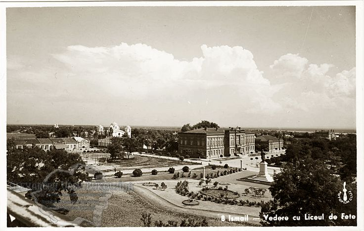 Ismail, oraş moldovenesc, Basarabia(sudul)