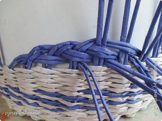 Мастер-класс Плетение Мои новые загибки Трубочки бумажные фото 2