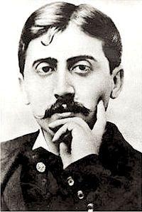 """Marcel Proust nació el 10 de Julio de 1871 en Auteuil. Su primer obra se titula """"Los placeres y los días."""" Muere el 18 de Noviembre de 1922 en Francia."""