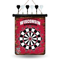 Wisconsin Badgers NCAA Magnetic Dart Board