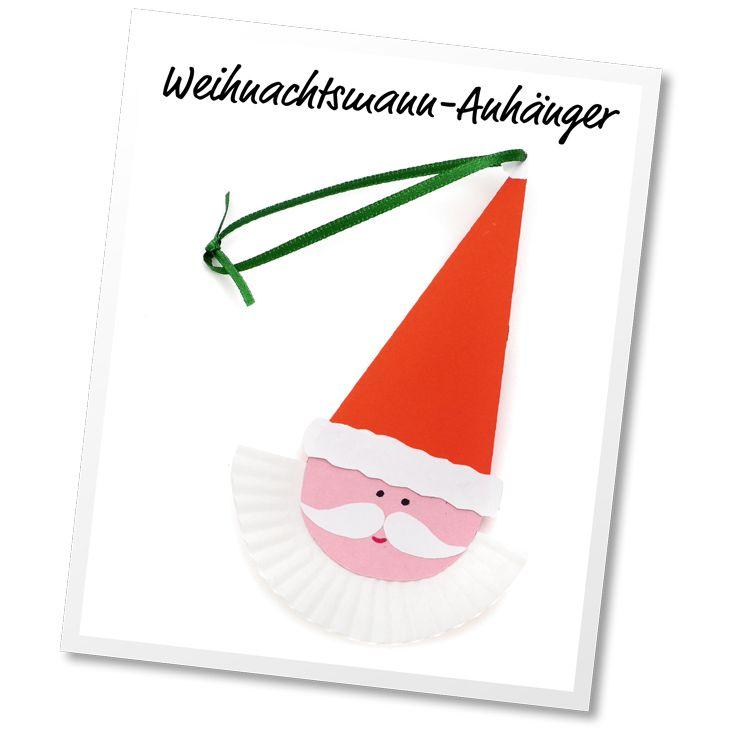 HO HO HO! Beschriften Sie die Geschenke für Ihre Lieben mit diesem fröhlichen Weihnachtsmann-Anhänger. Auf pagro.at finden Sie alles, was Sie dafür benötigen!