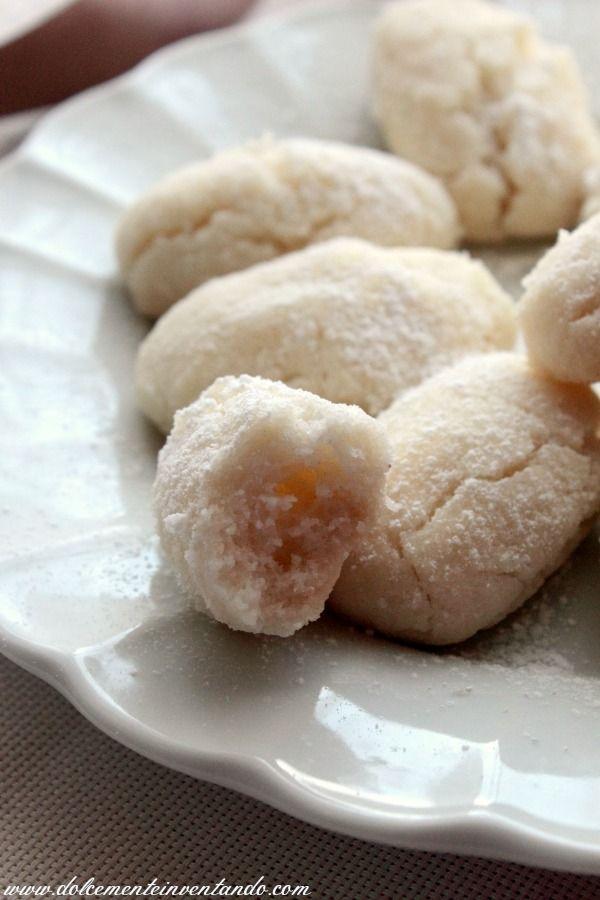 Biscotti di Panicaglia (ricetta vegan, senza burro e senza uova)